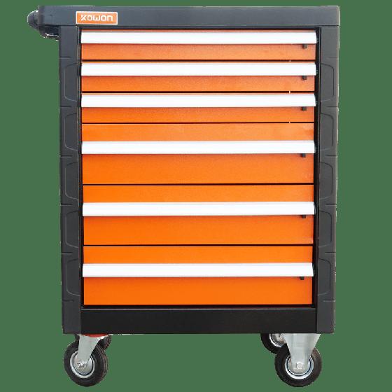 Tủ dụng cụ 6 ngăn có bánh xe Kowon KJS-326