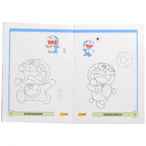 Tập tô màu Colokit Doraemon CB-07/DO