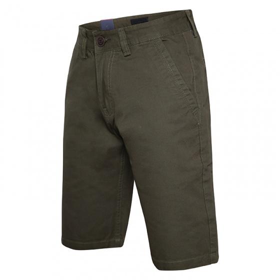 Combo 2 quần short kaki nam chuẩn men cao cấp Model Fahion MSK202