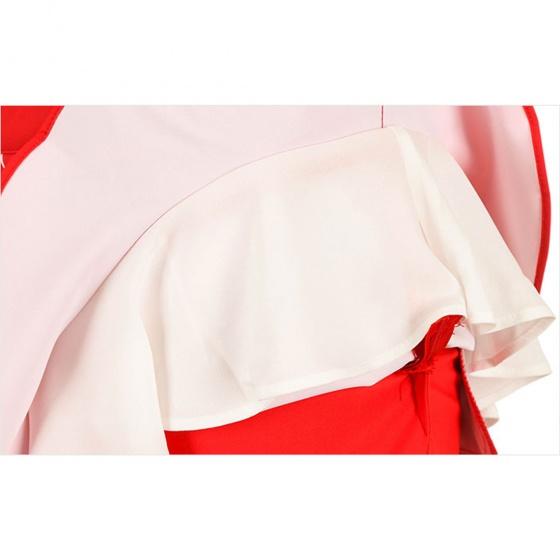Chân váy đuôi cá dáng ngắn Hàn Quốc Disney Golf DG2LCR034 RD