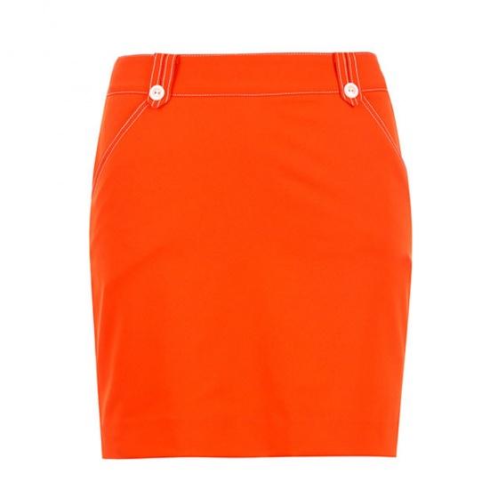 Chân váy ôm dáng ngắn Hàn Quốc Disney Golf DG2LCR030 OR