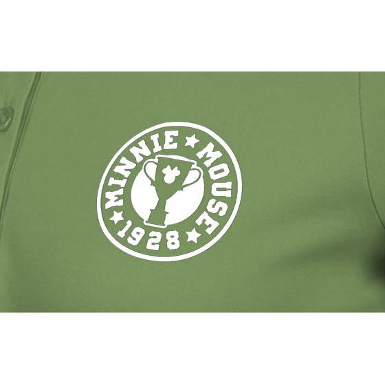 Áo phông nữ ngắn tay có cổ Hàn Quốc Disney Golf DG2LTS095 OL
