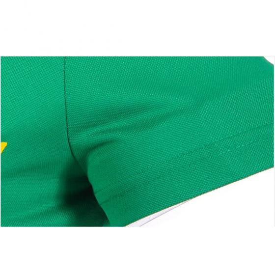 Áo phông nữ ngắn tay có cổ Hàn Quốc Disney Golf DG2LTS090 GN