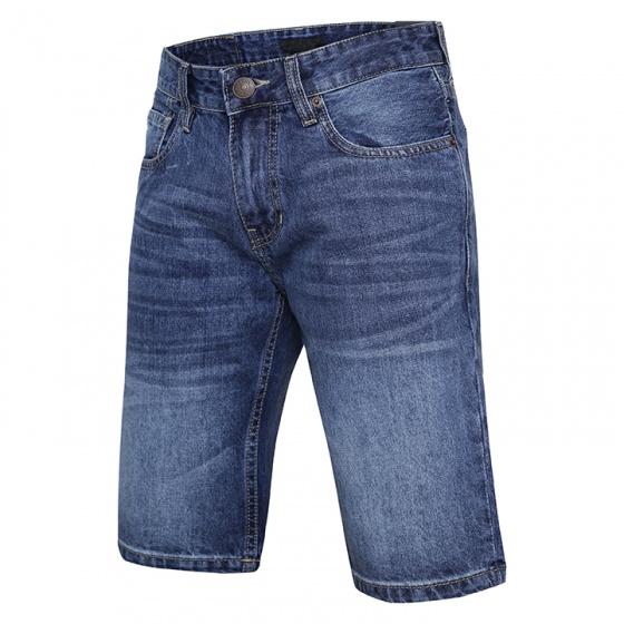 Combo 2 quần short jean nam chuẩn men cao cấp Model Fahion MSJ205