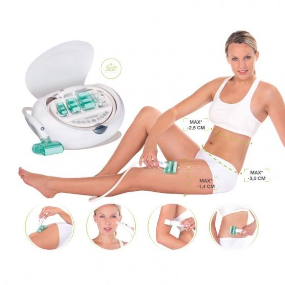 Máy massage làm mịn và săn chắc da Lanaform Beauty Aspect