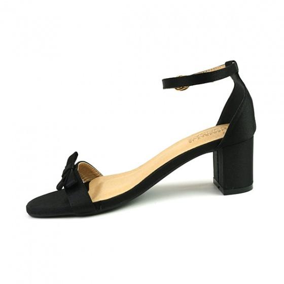 Giày cao gót Sunday DV44 màu đen