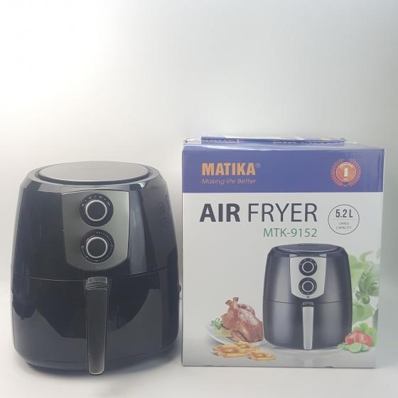 Nồi chiên chân không Air Fryer MTK-9152 khổng lồ 5,2 lít