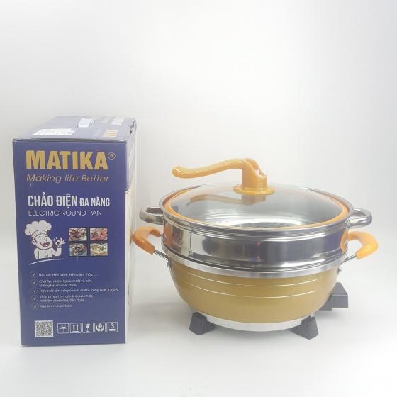 Chảo điện đa năng Matika MTK-9032