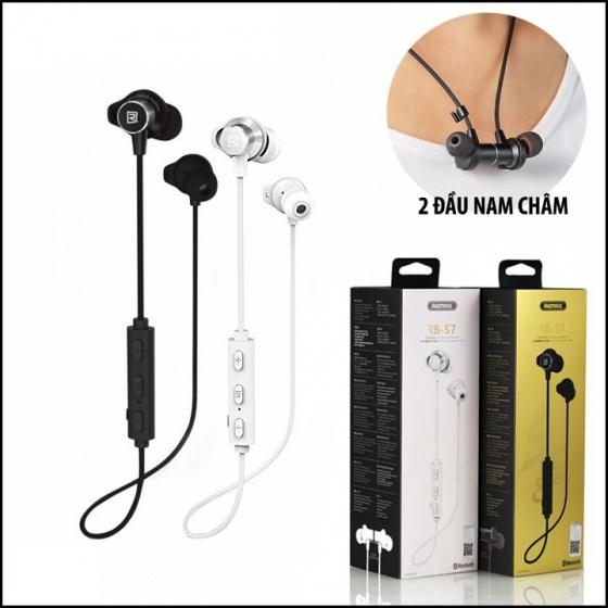 (Combo - Thiết bị âm thanh) 2 tai nghe Bluetooth REMAX S7