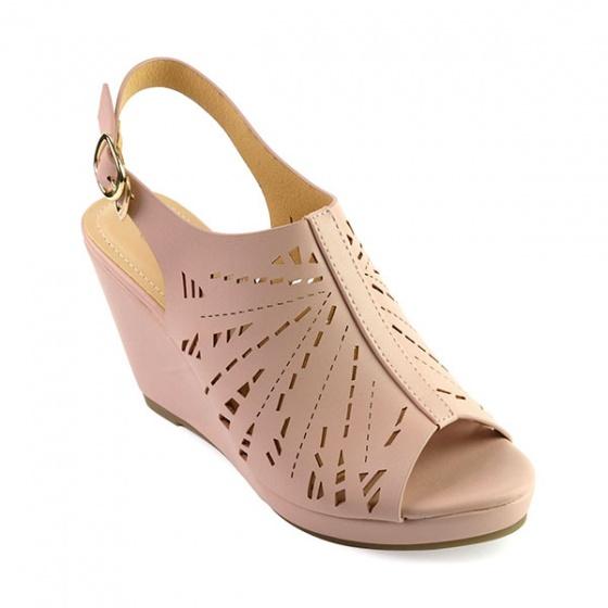 Giày đế xuồng êm chân Sunday DX15 màu hồng