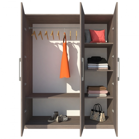Tủ áo Fine FT008 (120cm x 200cm)