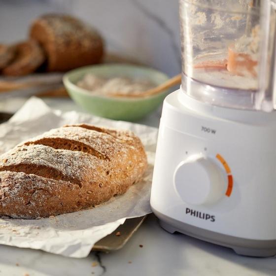 Máy xay thực phẩm đa năng Philips HR7310