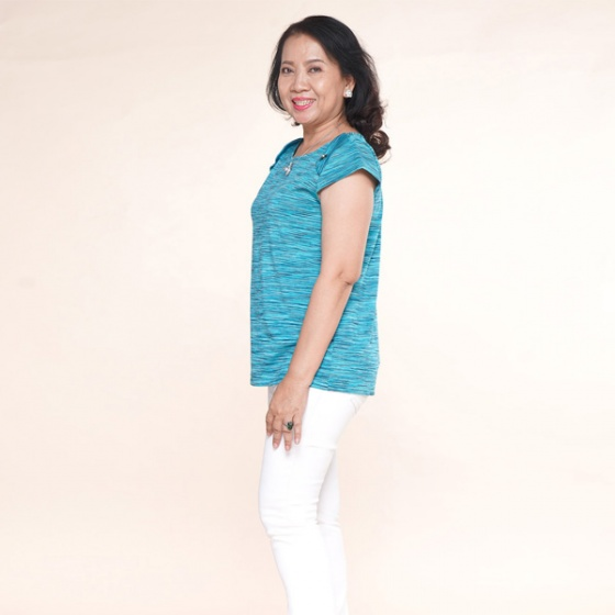 Áo kiểu nữ trung niên - UPAR46