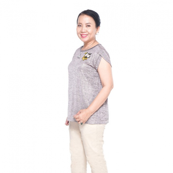 Áo kiểu nữ trung niên - UPAR43