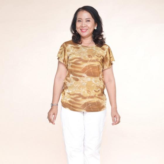 Áo kiểu nữ trung niên - UPAR42