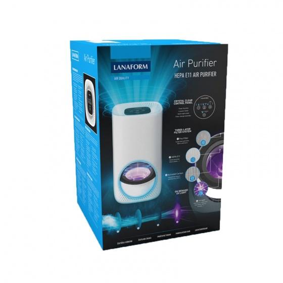 Máy lọc không khí Lanaform Air Purifier
