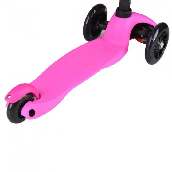 Xe scooter cho bé Hongdou S909G-P hồng