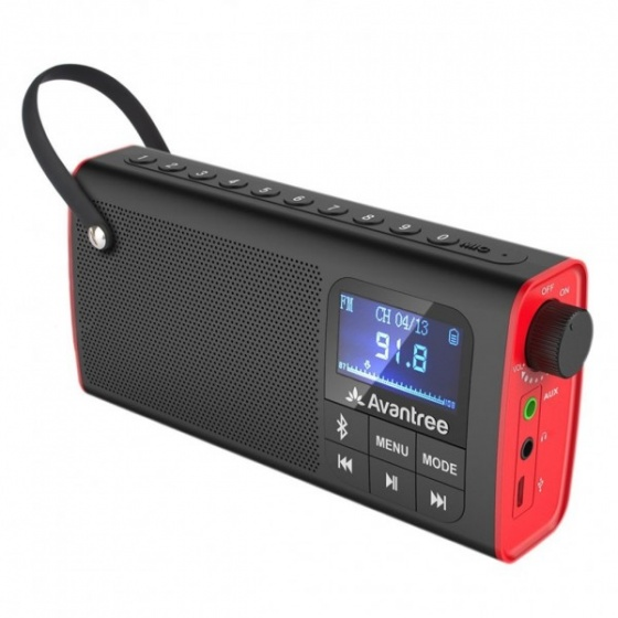 Loa Bluetooth mini kiêm đài FM - AVANTREE SP850 - A2023