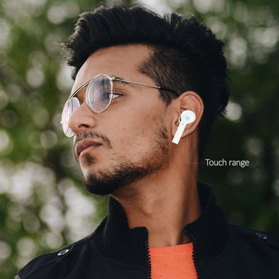 Tai nghe Airpod USAMS Bluetooth 5.0 LA (black)