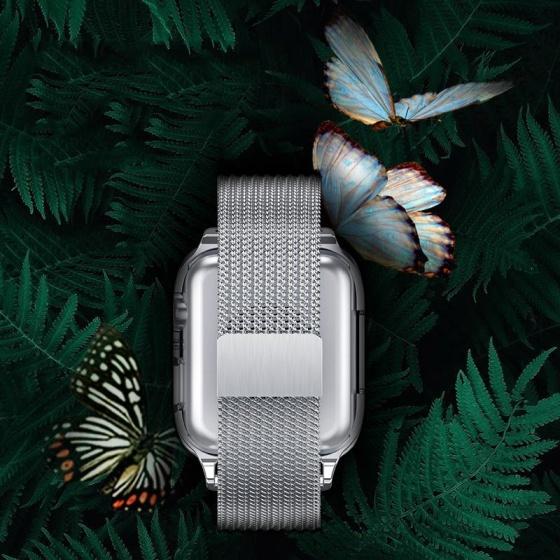 Dây đeo Apple Watch 4 nam châm USAMS US-ZB068 44mm