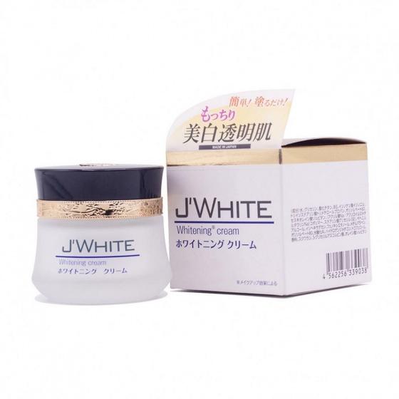 Kem dưỡng trắng da ngừa thâm nám giảm nhăn Nhật Bản J'White Whitening 50g