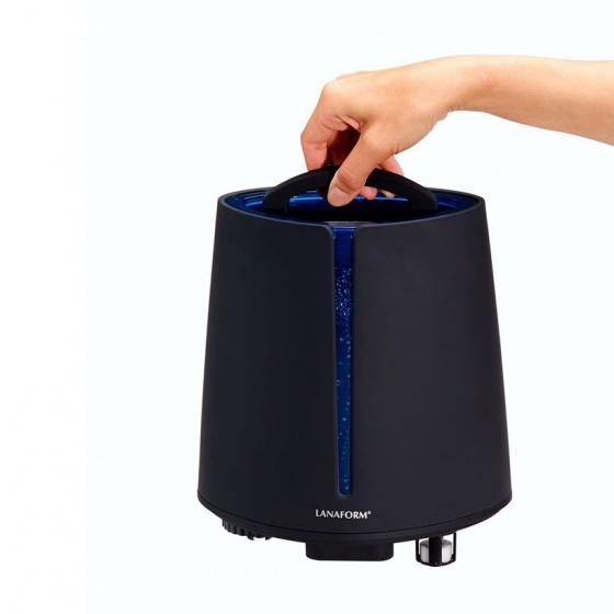 Máy tạo ẩm công nghệ siêu âm và tạo ion âm Lanaform Vapolux