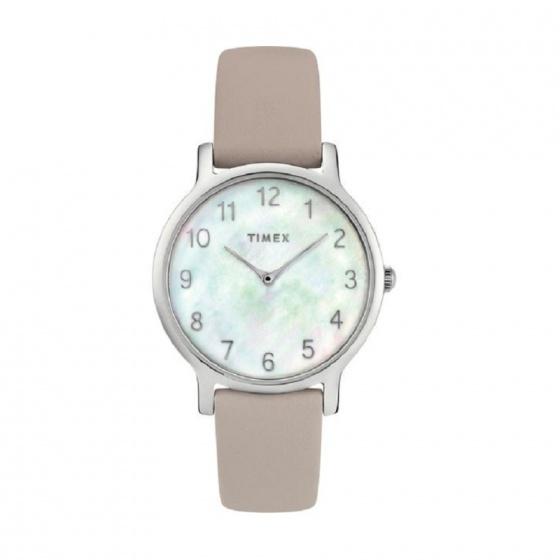 Đồng hồ nữ Timex Metropolitan 34mm - TW2T35900