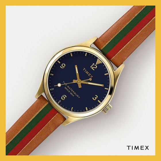 Đồng hồ nữ Timex Waterbury Traditional 34mm - TW2T26300
