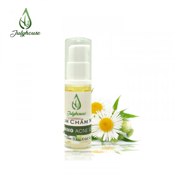 Serum chấm mụn tinh dầu Cúc La Mã Julyhouse 5ml