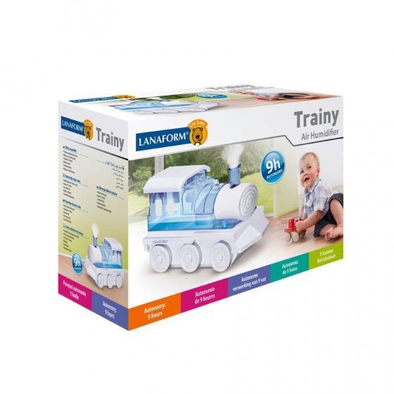 Máy tạo ẩm công nghệ siêu âm Lanaform Trainny
