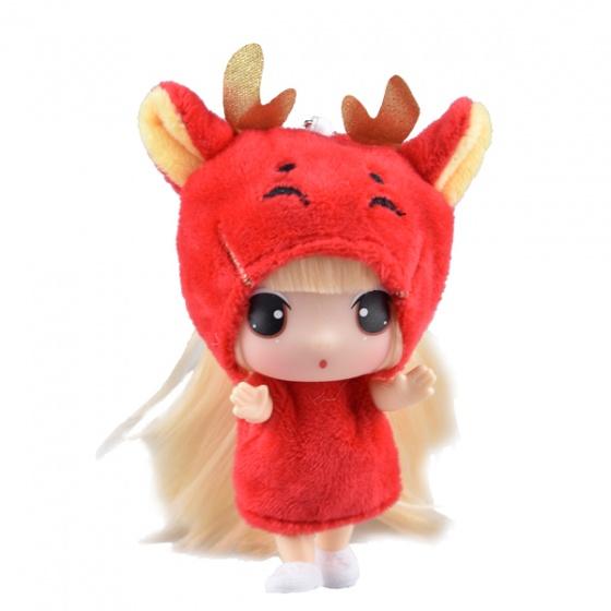 Búp bê Ddung-Dragon (tuổi Thìn) FDE0903E 9CM