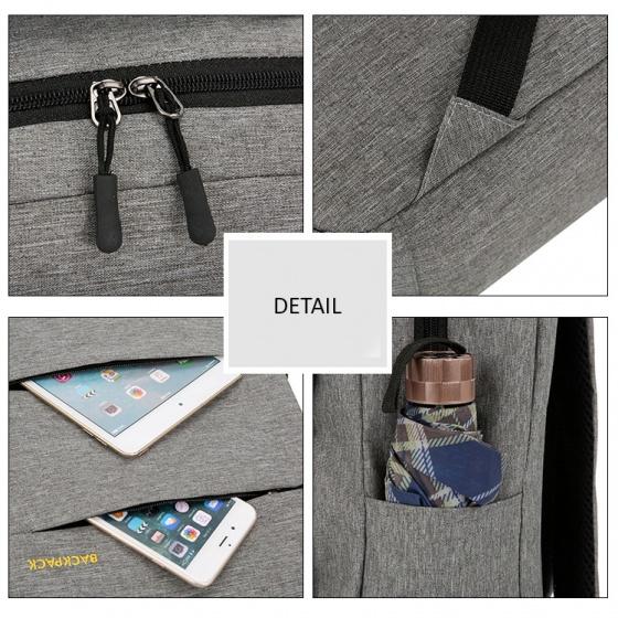 Balo chống nước cực bền Manzo BL010 - tặng túi đeo chéo và ví cầm tay