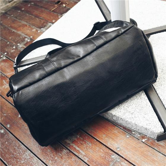Túi xách du lịch da cao cấp Manzo TDL20 chống nước, chống bụi