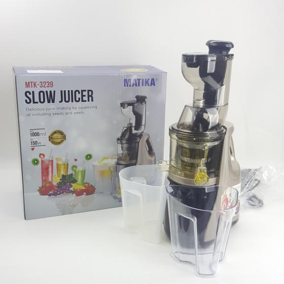 Máy ép chậm Slow Juicer Matika MTK-3239