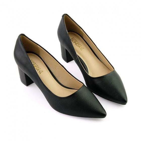Combo giày cao gót và giày búp bê Sunday số 1