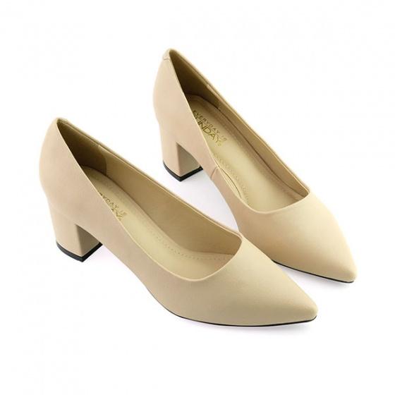 Combo giày cao gót và giày búp bê Sunday số 4