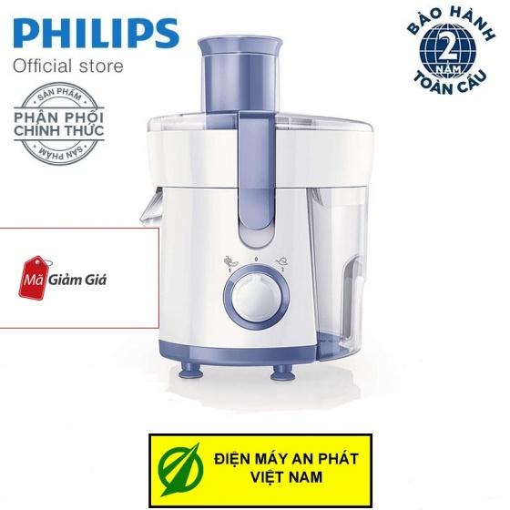 Máy ép trái cây Philips HR1811 500ml - hàng chính hãng (bảo hành 2 năm trên toàn quốc)