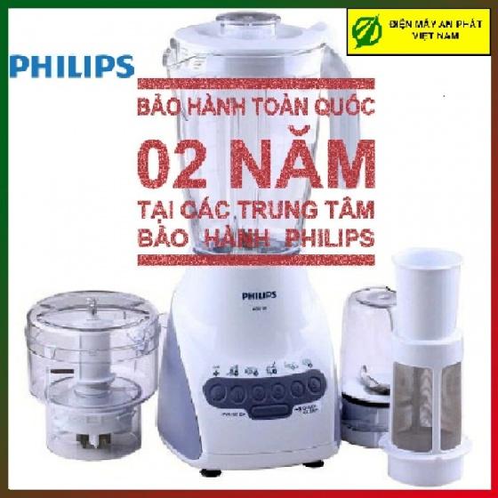 Máy xay sinh tố đa năng Philips HR2118 - hàng chính hãng (bảo hành 2 năm trên toàn quốc)
