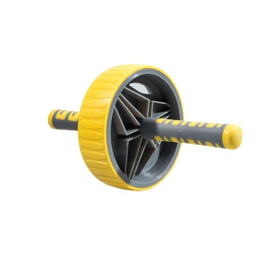 Con lăn tập cơ bụng LiveUp Sports Exercise Wheel 1 bánh xe