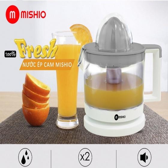 Máy vắt cam Mishio MK174 0.6L