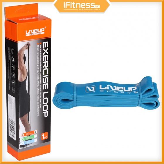 Combo 3 dây kháng lực Power Band Latex Loop