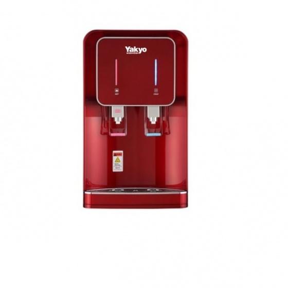 Máy lọc nước nóng lạnh công nghệ Nano TP815Y (đỏ)