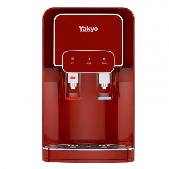 Máy lọc nước nóng lạnh công nghệ Nano TP-820N cải tiến (đỏ)