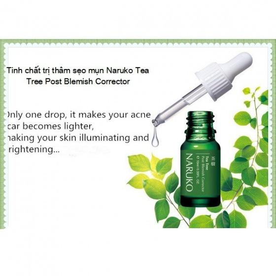 Tinh chất trị thâm mụn Naruko Tea Tree Post Blemish Corrector 10ml
