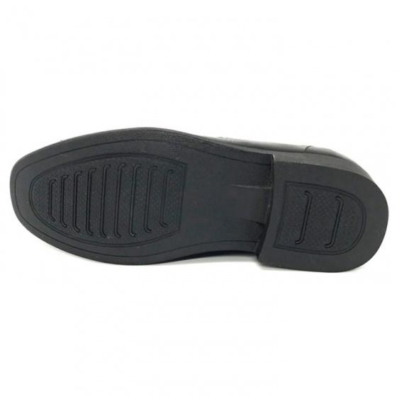 Giày lười công sở nam da bò cao cấp  Lucacy N986MD