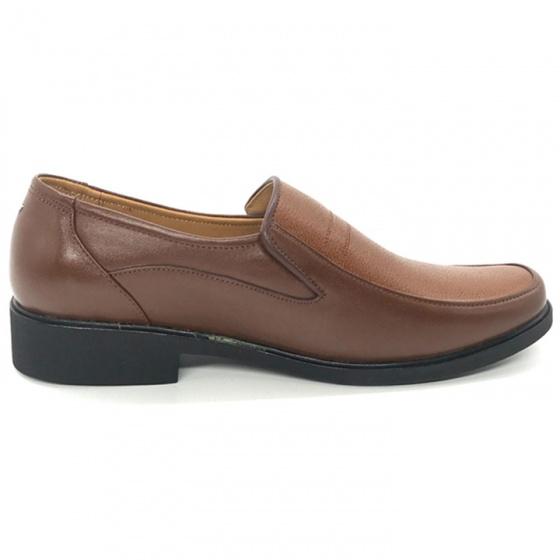 Giày lười công sở nam da bò cao cấp Lucacy N986V
