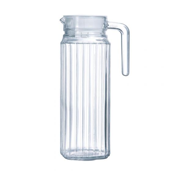 Bình nước thủy tinh Luminarc Quadro 1.3L