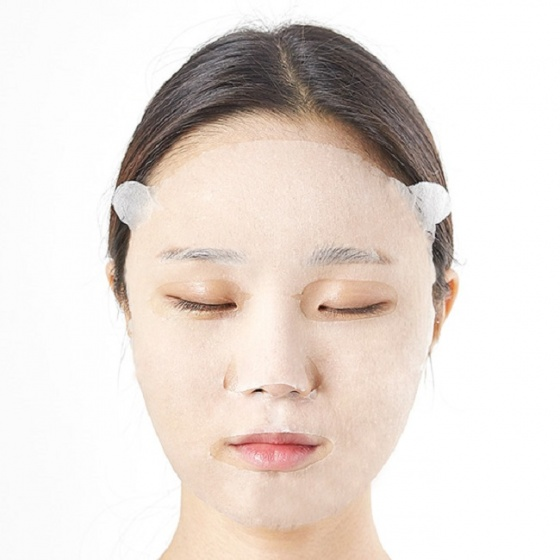 Mặt nạ giấy nhân sâm Innisfree My Real Squeeze - Ginseng