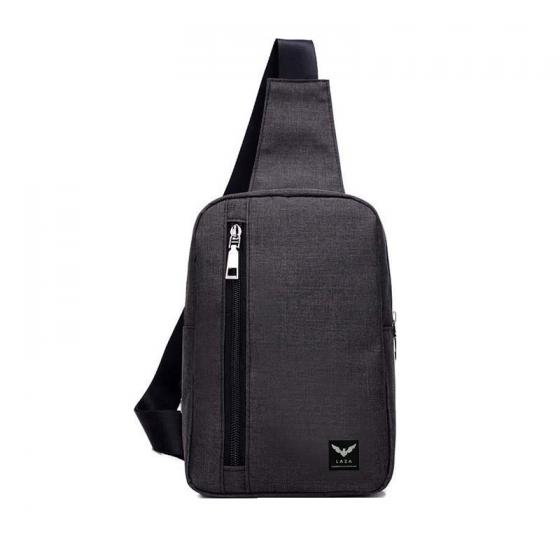 Combo balo nam Laza BL221 và túi đeo chéo TX361-Đen