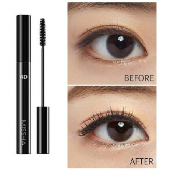 Chải mi Mascara The Style 4D Missha 7g